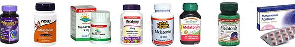 хапчета за сън без рецепта - 0132 Мелатонин мнения
