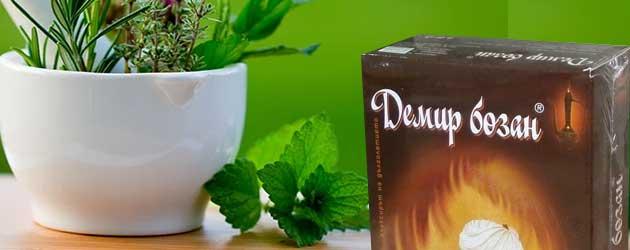 Чай за диабетици 01 Демир бозан
