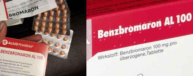 Бензбромарон и турско лекарство за подагра 04