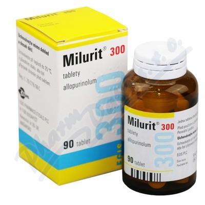 Лечение с Милурит и дозировка