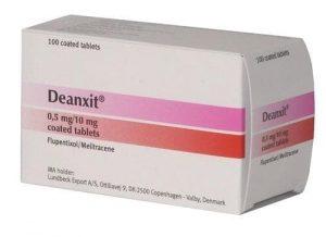 Какво представлява деанксит?