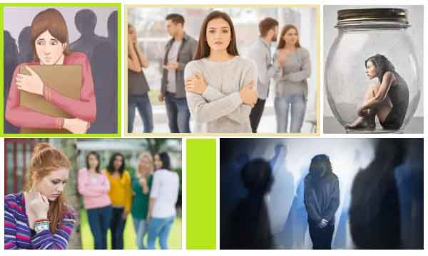 Социална тревожност, социофобия